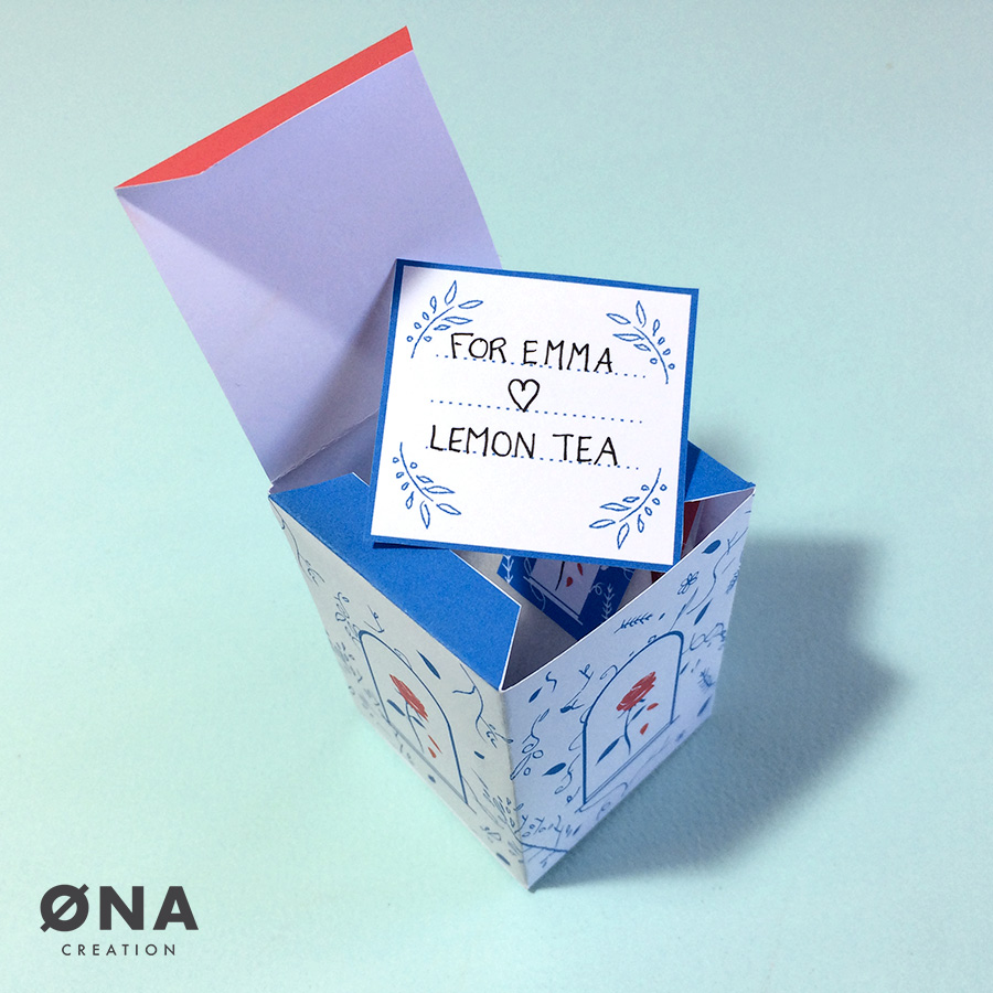 emma watson tea time party