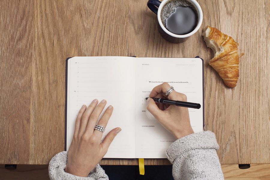 bullet journal - s'organiser journal - agenda