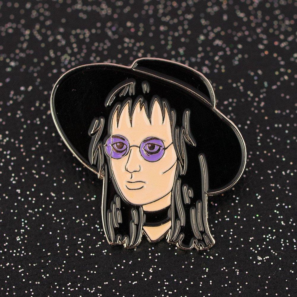 Lydia Beetlejuice pin's halloween - enamel pin